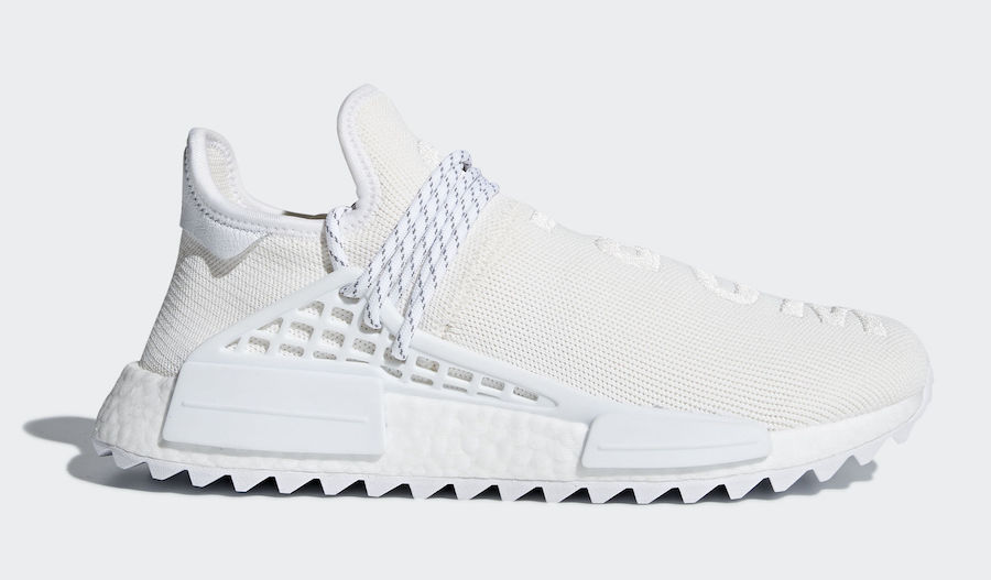 chaussures adidas nmd blanche