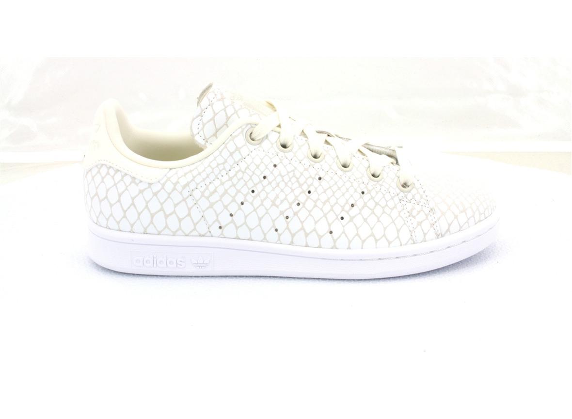 Adidas Stan Smith Baskets lin femme pas cher | Espace des