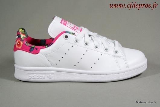 Stan 8wqvrt8f Adidas Fleur Smith Femme q8w61RxO