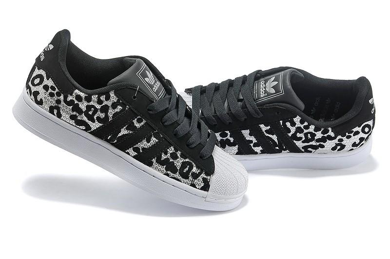 adidas superstar femme leopard