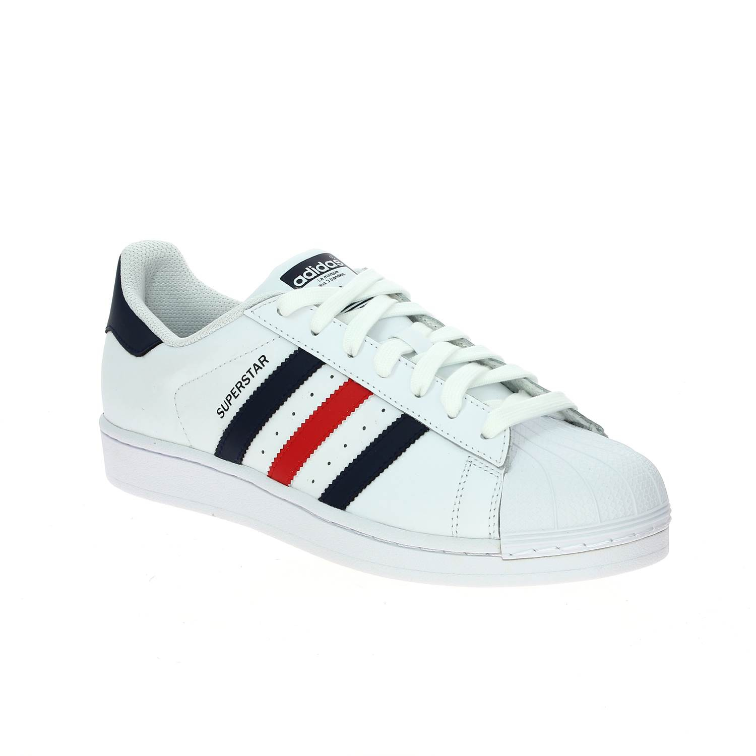 adidas superstar rouge la redoute
