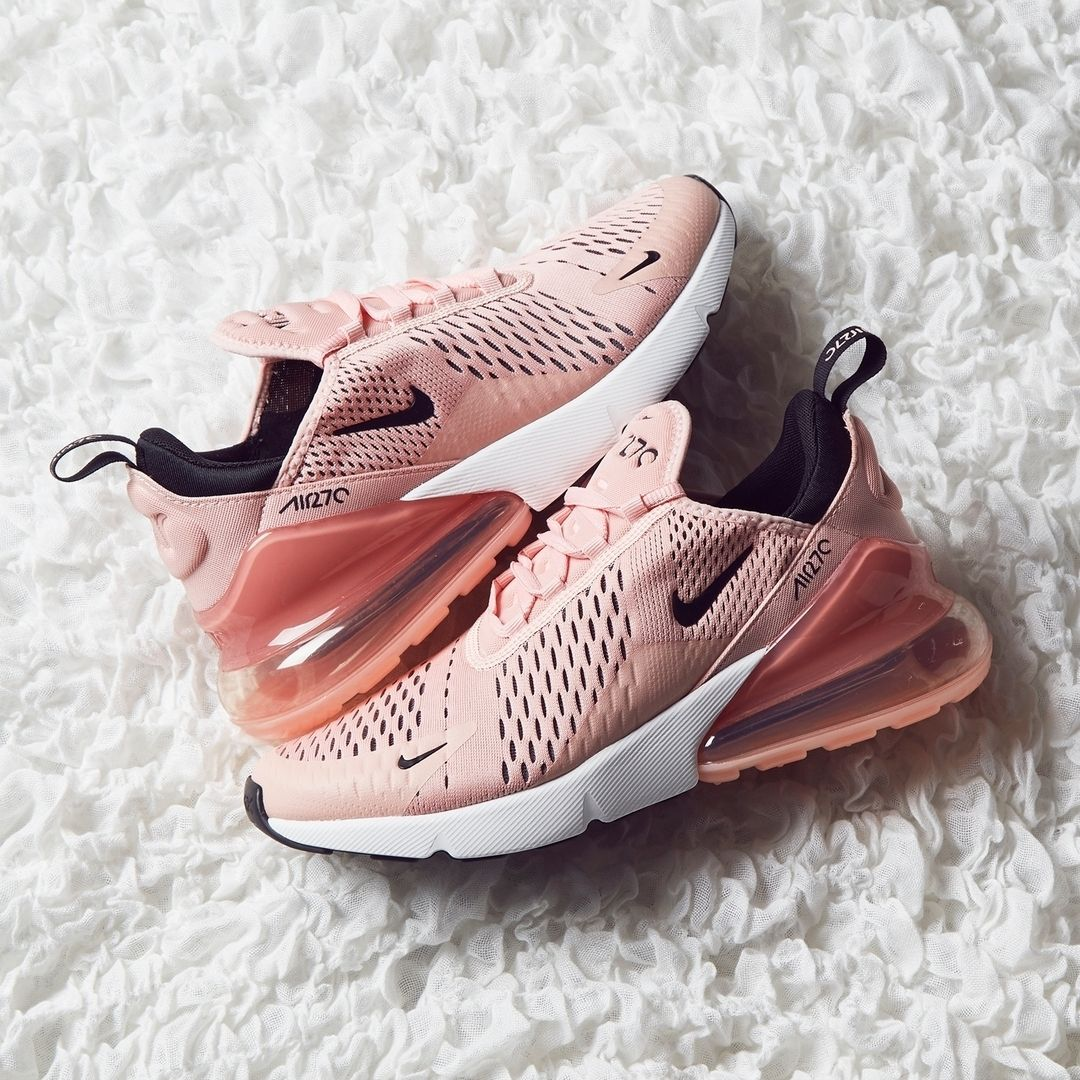 air max 270 rose gold