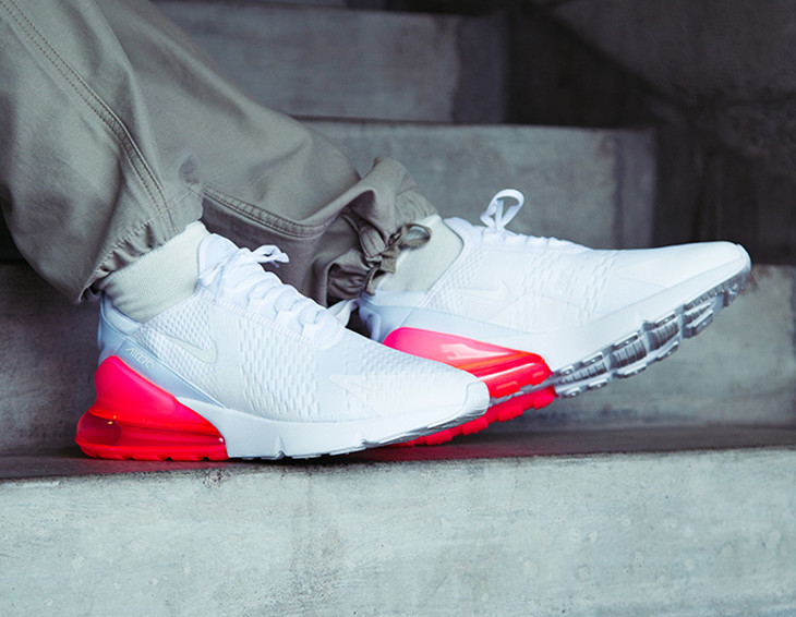 air max 270 rouge cocktail