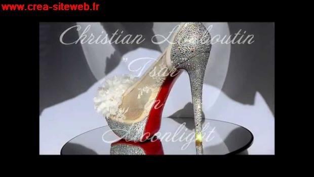 escarpin louboutin burlesque