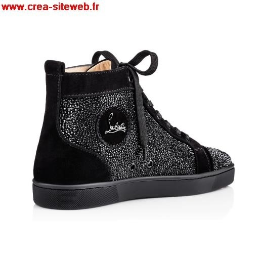 chaussure type louboutin homme