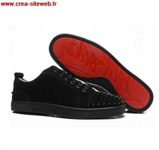 chaussures louboutin homme mode