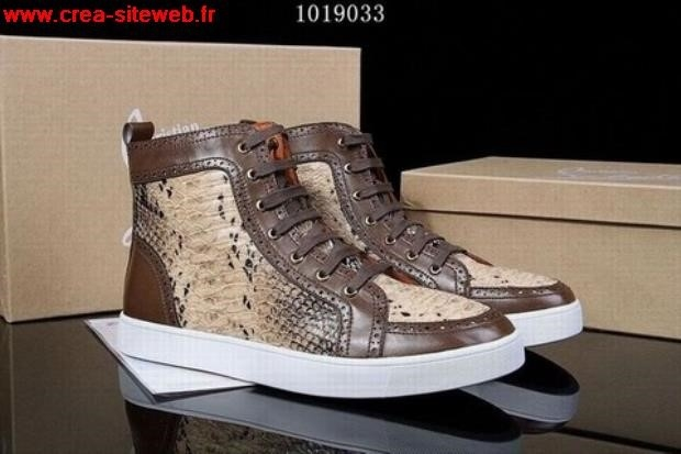 chaussures louboutin homme occasion