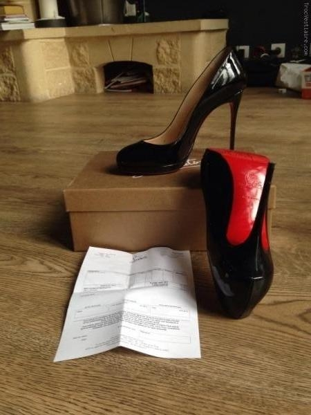 louboutin homme d'occasion