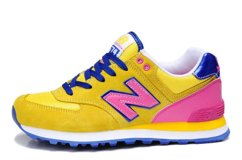 new balance jaune 574