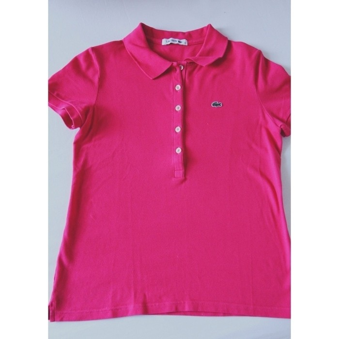 ebd3b6e9c56 Rose Rose Femme Fushia Fushia Polo Lacoste Polo Femme Polo Lacoste Lacoste  gzaqwdg