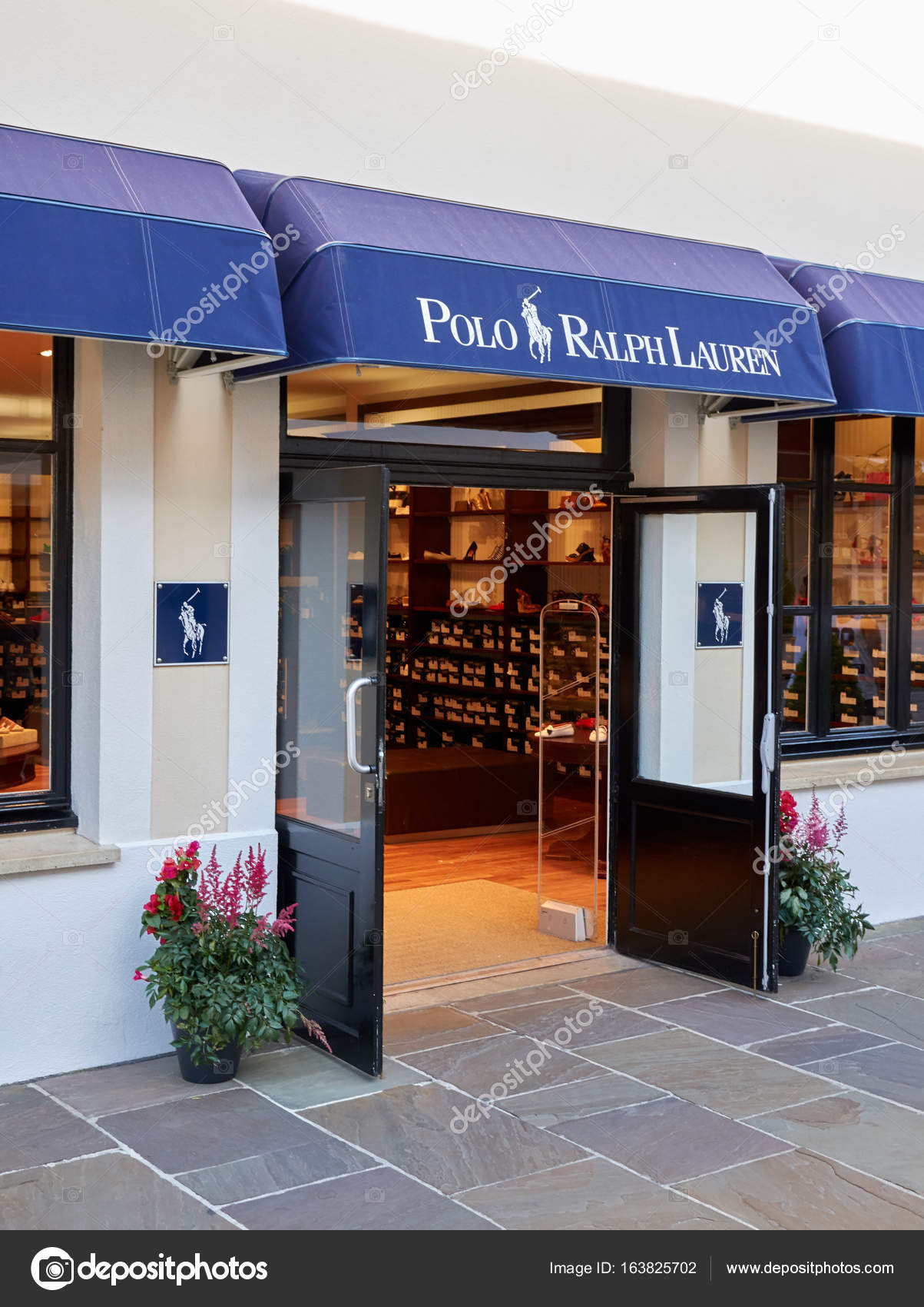 boutique polo ralph lauren