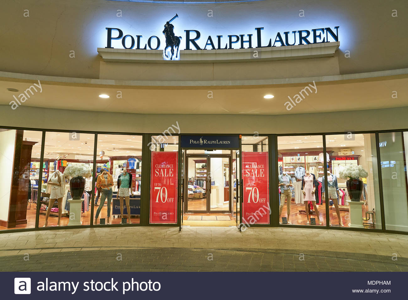 polo ralph lauren magasin