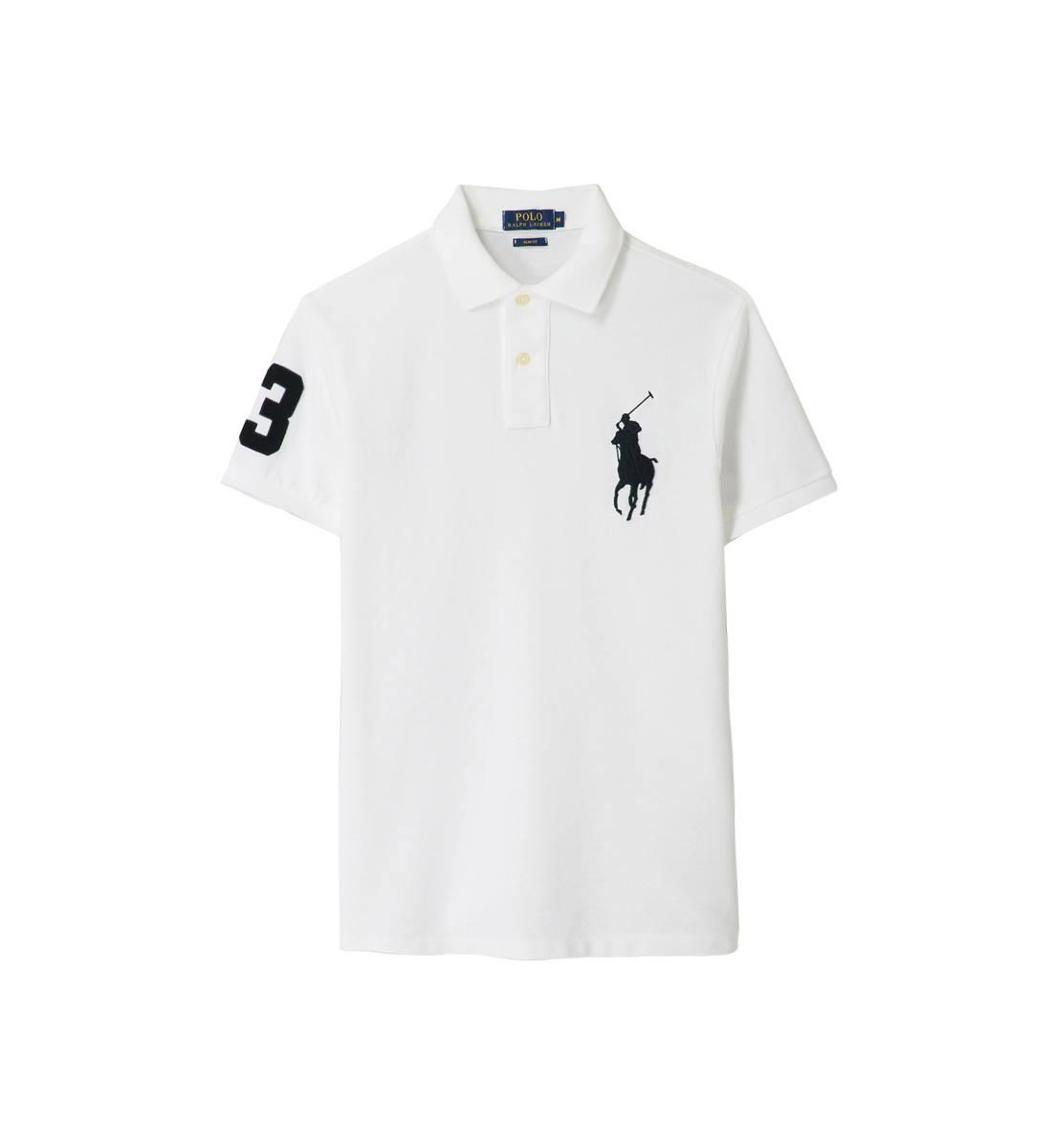 352ef88fb16c7 ralph lauren chemise mann cheval decontracte marque 1324 blanc